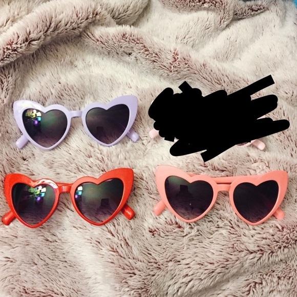 Accessories - Heart sunglass bundle